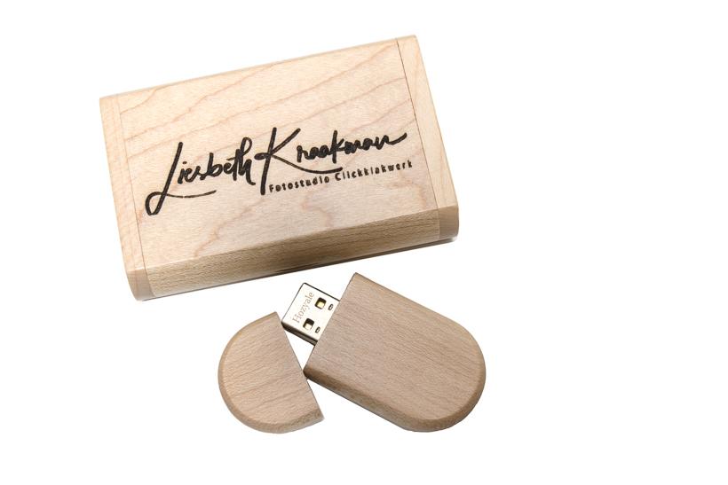 Fotopaket all inklusive Fotostudio Clickklakwerk USB-Stick