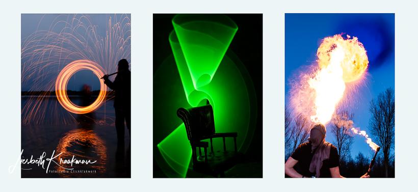 Workshop Lightpainting Papenburg Emsland Clickklakwerk