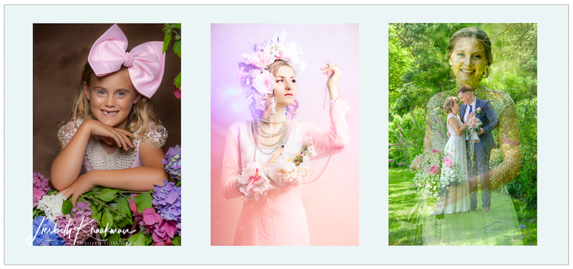Fotostudio Papenburg Portrait - Fantasy -Hochzeit